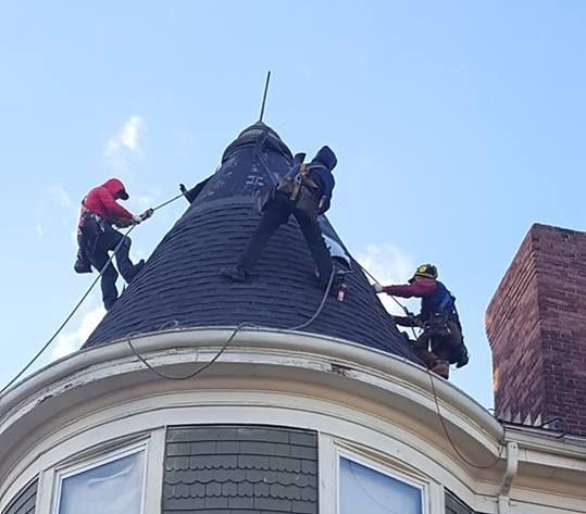 Victorian Roofing Dorchester MA